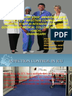 Dr. Ruchika- Study of Knowledge, Awareness and Practices of Infection Control, Among Hospital Staff in i