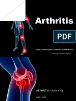 Effective Homeopathic Treatment for Arthritis
