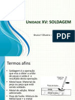 Unidade Xv Soldagem