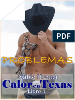 Sable Hunter - Calor en Texas 1 - Problemas