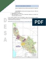Datos Hidrológicos de La DIRESA Calidad Del Agua