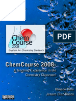 ChemCourse English for Chemistry Student