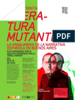 Mutante Poster Alta