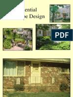 Residential Landscape Design Dave
