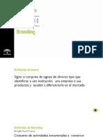 Branding 3. Segmentación