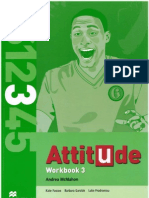 Attitude 3 Workbook