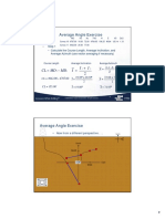 Directional Drilling Survey Calculations