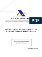 OEP2013 Especialidad AEAT Administrativo