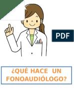 Intervención en aula fonoaudiología
