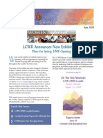 June 2008 Leadership Conference of Women Religious Newsletter