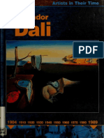 Salvador Dali (Artists in Their Time)