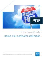 Little Known Ways To Hassle Free Software Localization