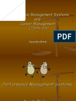 6. Performance Management and Career Management