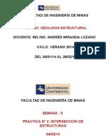 Geologia Estructural SEMANA 5-1