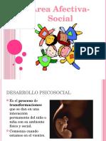 Area Social y Afectiva