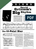 Pat Martino's 12 Point Star