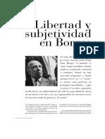 Subjetividad en Borges