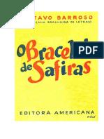 Gustavo Barroso - O Bracelete de Safiras