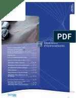 TECHNEAU - Separateur hydrocarbures