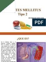 Medicina Tradiconal - Fitoterapia Diabetes Mellitus  II