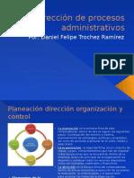 Ejersicio Direcciocion Proceso Administrativo