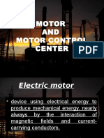 20459758 Motor and Motor Control