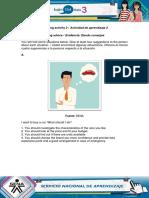 ACTIVIDAD 3 (1.Evidence Expressing Advice AA2)