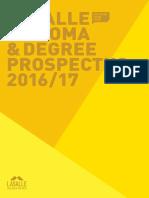 Lasalle Prospectus Undergraduate Ay2016-17