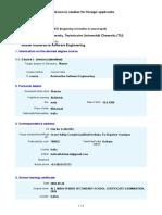 Antrag Chemnitz, Technische Universitaet Chemnitz (TU) Summer Semester 2016 (Beginning of Studies in March April) 1746688(1)(1)