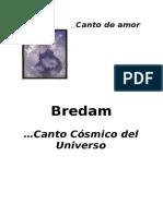 Canto Cosmico Del Bredam