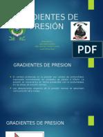 GRADIENTES DE PRESION