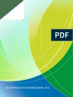 Relatório de Sustentabilidade Furnas 2013 – Completo