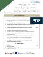 Criterios de Avaliação 2016 17 Mat 5ºe 6ºano