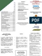Unefa Maestria de Tecnologia Educativa Resumen 2010