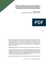 Dialnet-ParticipacionCiudadanaEnCienciaYTecnologiaEnAmeric-2357350
