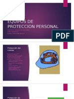 Equipós de Proteccion Personal