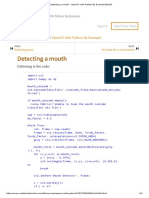 Detecting a mouth - OpenCV with Python By Example [Book].pdf