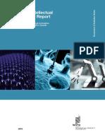 Relatório de 2015 da WIPO