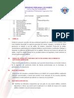 Silabo Tecnologia Del Asfalto 2016-2