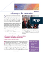 January 2005 Leadership Conference of Women Religious Newsletter
