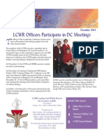 December 2004 Leadership Conference of Women Religious Newsletter