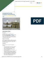 Comparing Concrete Durability Testing Methods