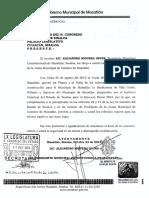 Gobierno Municipal de Mazatlán. Tablas Catastrales 2014