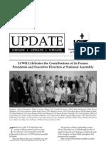 October 2003 Leadership Conference of Women Religious Newsletter