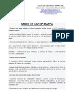 Studii de Caz CPI Marfa Scoala de Soferi Brasov