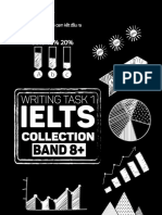 IELTS WRITING TASK 1 Band 8+