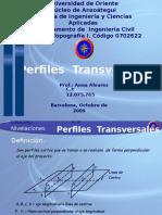TEMA No4 Perfiles  Trasversales 2007.pptx