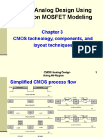 9082 CMOS Analog Design Chapter 3
