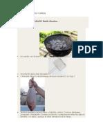 Pescado Sarandeado y Otros