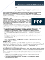 CCJEF v Rell One Pager - Spanish - FINAL